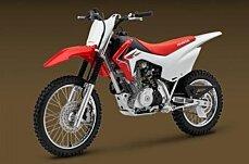 2018 Honda CRF125F for sale 200570977