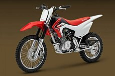 2018 Honda CRF125F for sale 200606281
