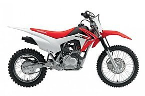 2018 Honda CRF125F for sale 200606284