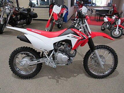 2018 Honda CRF125F for sale 200617586