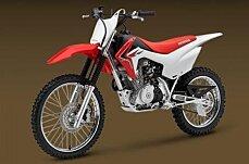 2018 Honda CRF125F for sale 200641451