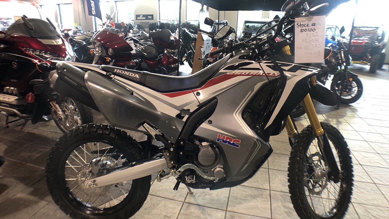2018 Honda CRF250L for sale 200552487