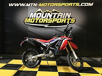 2018 Honda CRF250L for sale 200576739