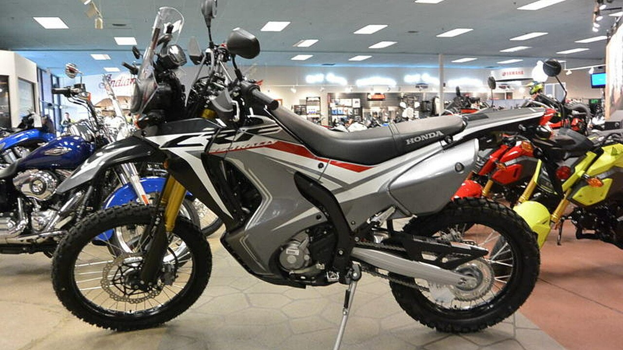 2018 Honda CRF250L for sale 200596866