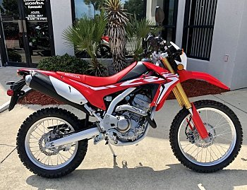 2018 Honda CRF250L for sale 200611785