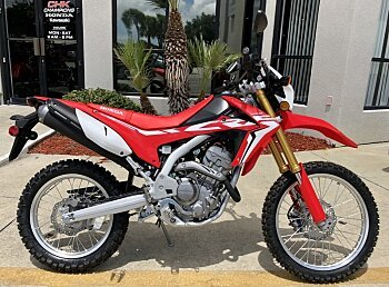 2018 Honda CRF250L for sale 200615172