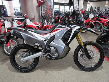 2018 Honda CRF250L for sale 200627259