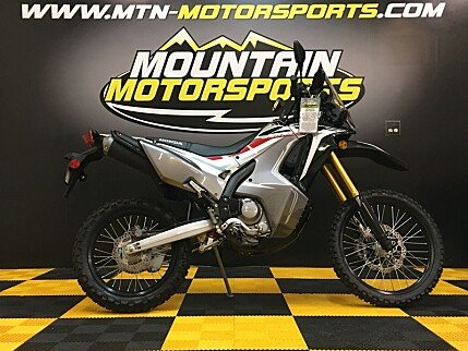 2018 Honda CRF250L for sale 200568556