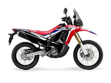 2018 Honda CRF250L for sale 200600776