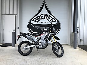 2018 Honda CRF250L for sale 200602382