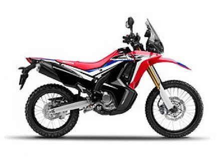 2018 Honda CRF250L for sale 200602495