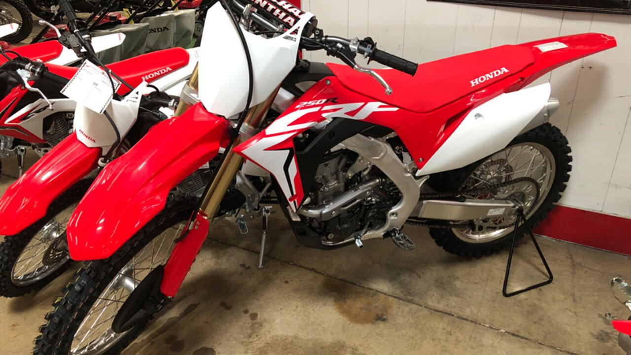 2018 Honda CRF250R for sale 200502241