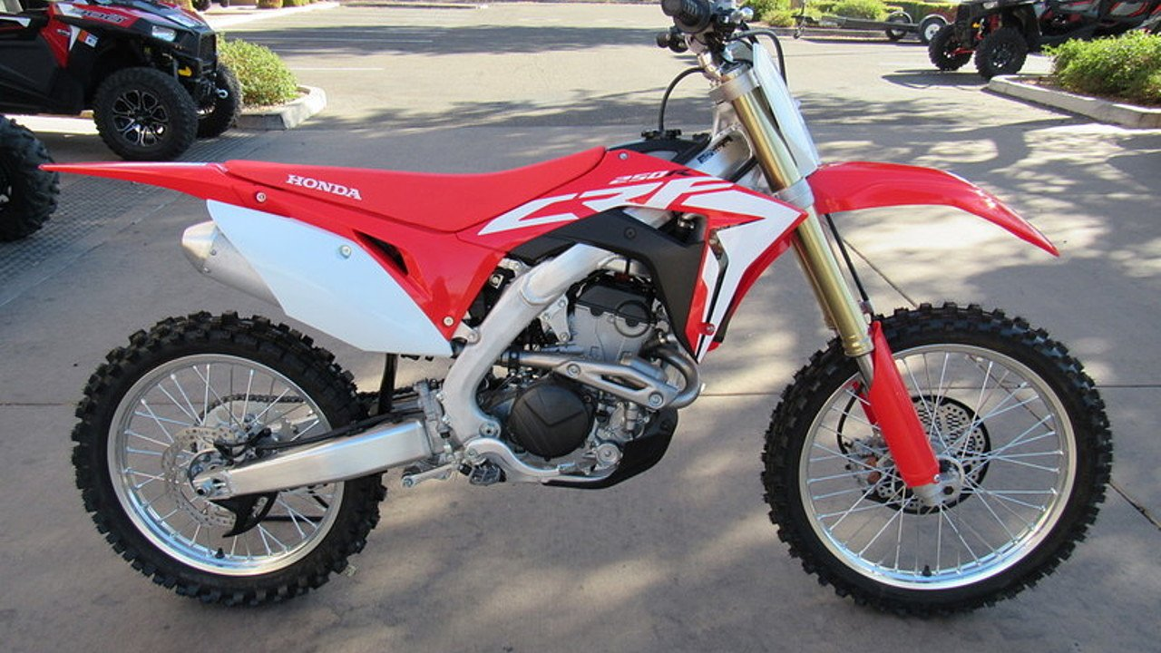 2018 honda crf250r for sale near goodyear arizona 85338. Black Bedroom Furniture Sets. Home Design Ideas