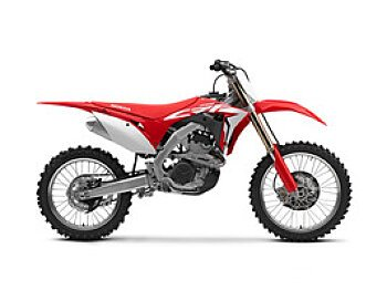 2018 Honda CRF250R for sale 200551105