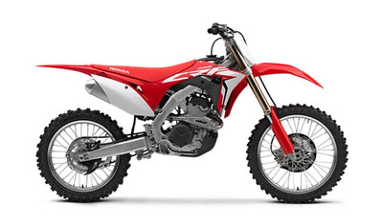 2018 Honda CRF250R for sale 200554445