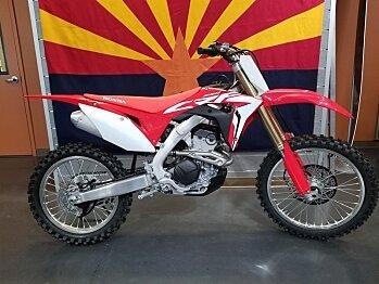 2018 Honda CRF250R for sale 200581527