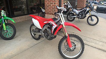 2018 Honda CRF250R for sale 200616847