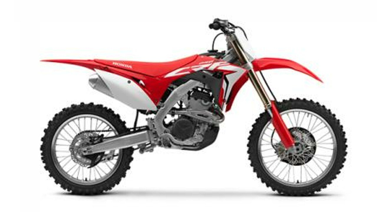 2018 Honda CRF250R for sale 200643729