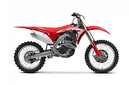 2018 Honda CRF250R for sale 200516544