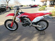2018 Honda CRF250R for sale 200524512