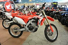 2018 Honda CRF250R for sale 200541893