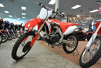 2018 Honda CRF250R for sale 200571726