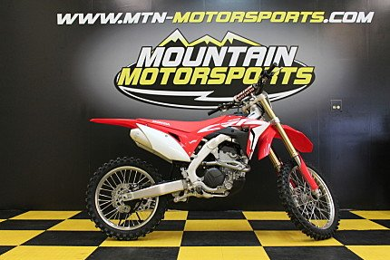 2018 Honda CRF250R for sale 200575256