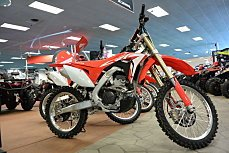 2018 Honda CRF250R for sale 200619644