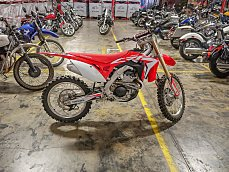 2018 Honda CRF250R for sale 200631134
