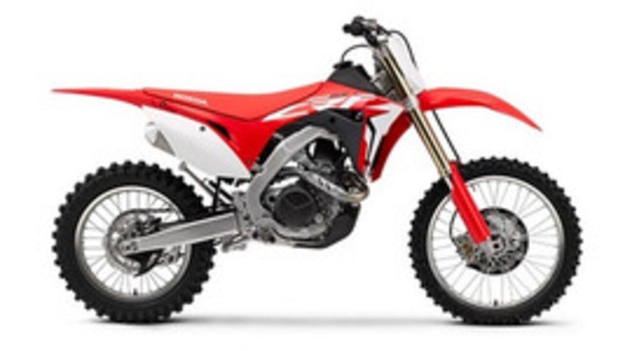 2018 Honda CRF450R for sale 200466187