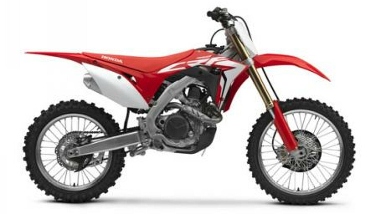 2018 Honda CRF450R for sale 200499006