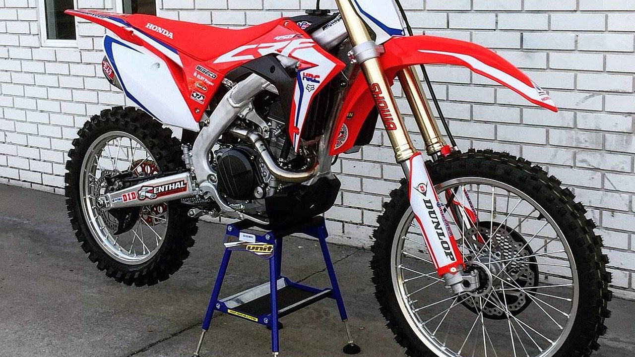 2018 Honda CRF450R for sale 200499790