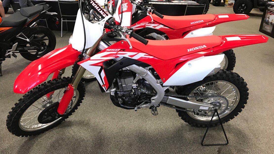 2018 Honda CRF450R for sale 200501893