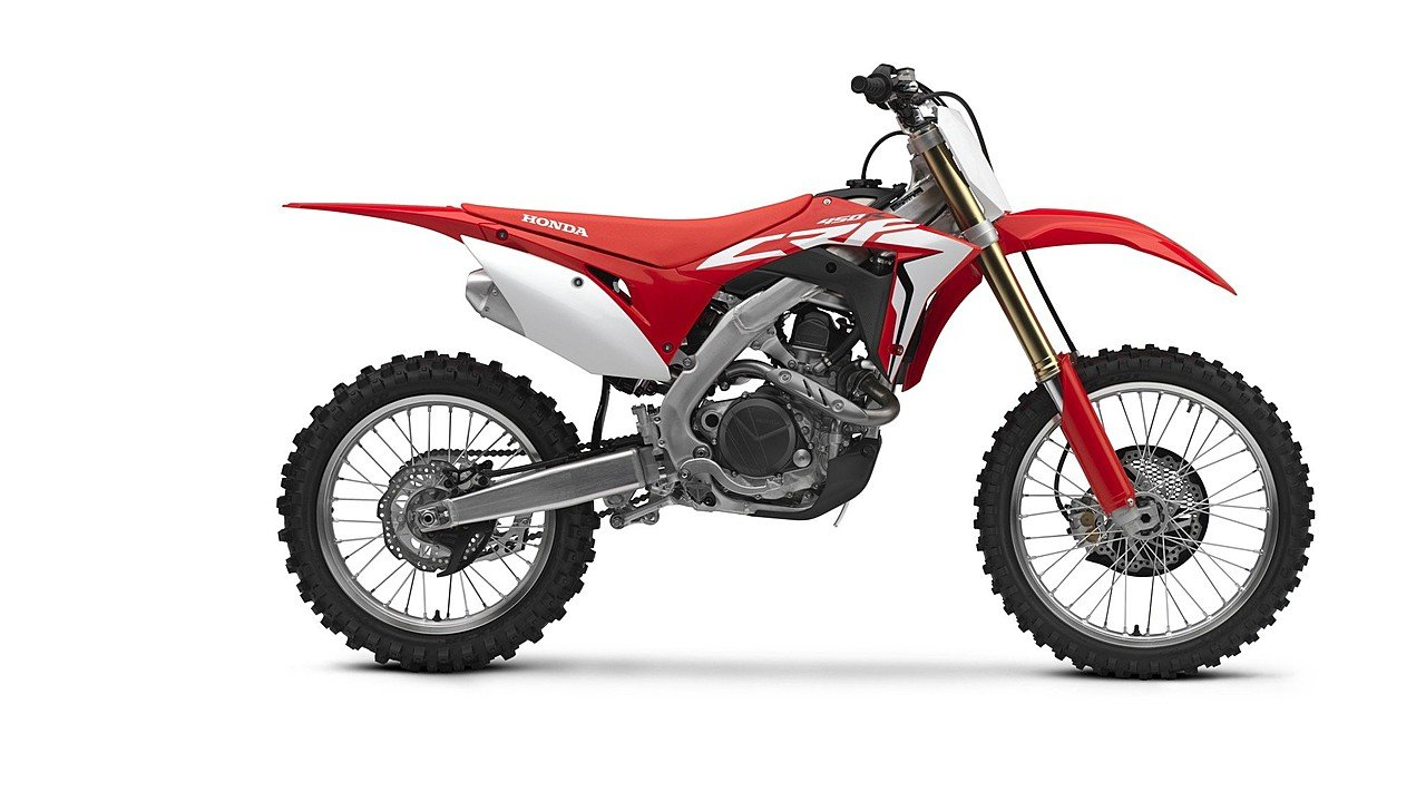2018 Honda CRF450R for sale 200502706