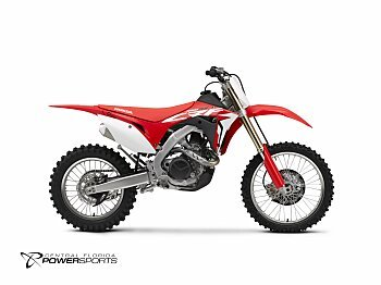 2018 Honda CRF450R for sale 200502710