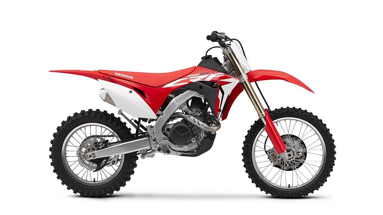 2018 Honda CRF450R for sale 200502710
