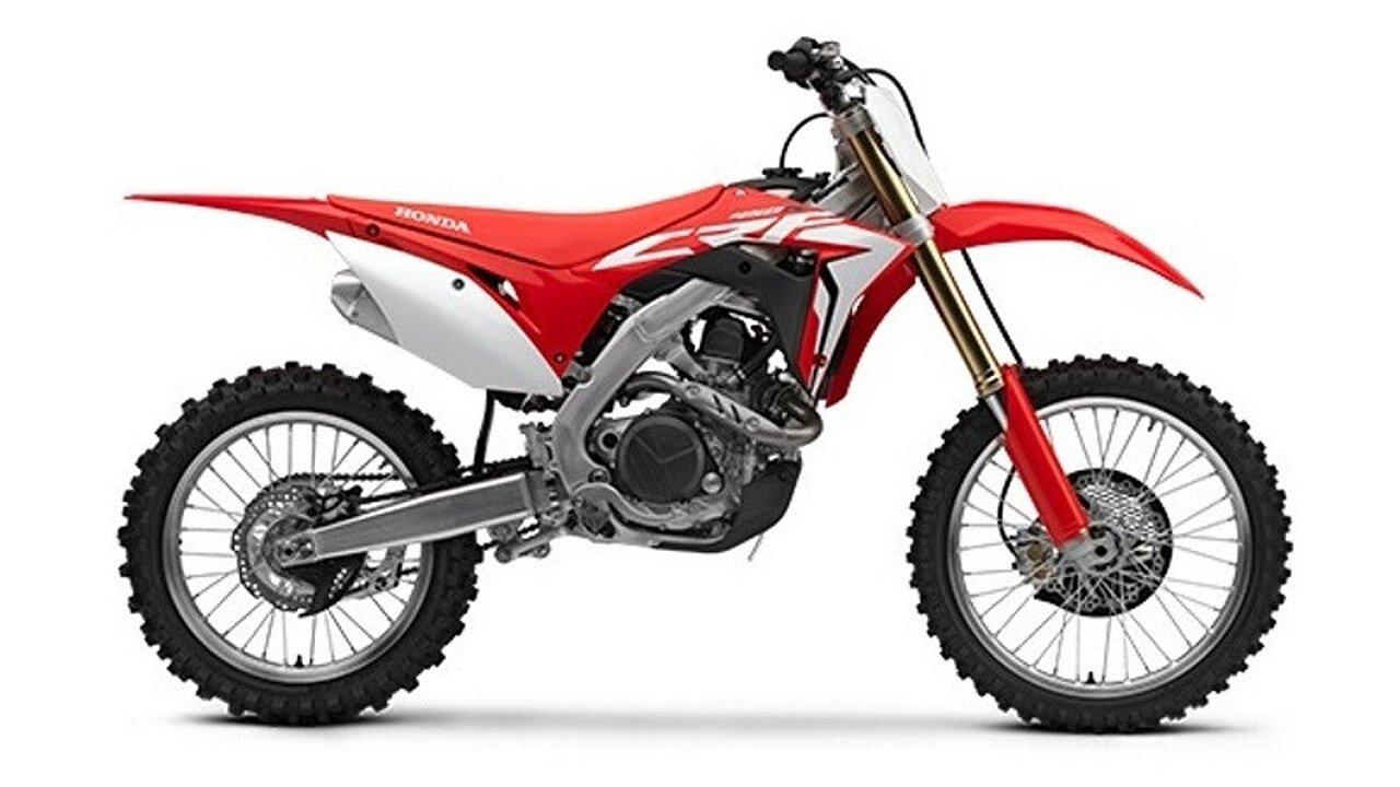 2018 Honda CRF450R for sale 200565170