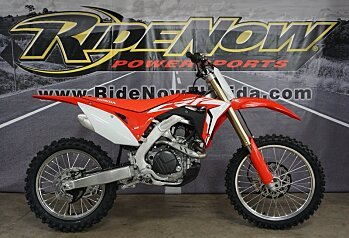 2018 Honda CRF450R for sale 200585787