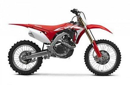 2018 Honda CRF450R for sale 200480201