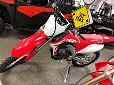 2018 Honda CRF450R for sale 200502208