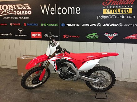 2018 Honda CRF450R for sale 200506897