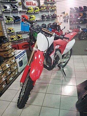 2018 Honda CRF450R for sale 200524189