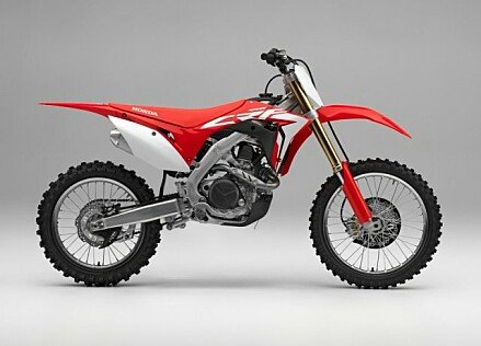2018 Honda CRF450R for sale 200553697