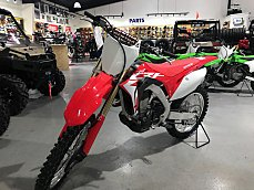 2018 Honda CRF450R for sale 200575675