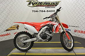2018 Honda CRF450R for sale 200586988