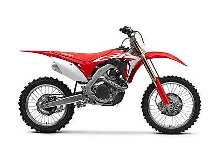 2018 Honda CRF450R for sale 200604819