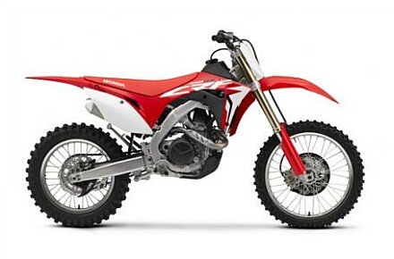 2018 Honda CRF450R for sale 200607763