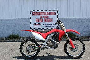 2018 Honda CRF450R for sale 200647659