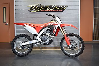 2018 Honda CRF450RX for sale 200489191