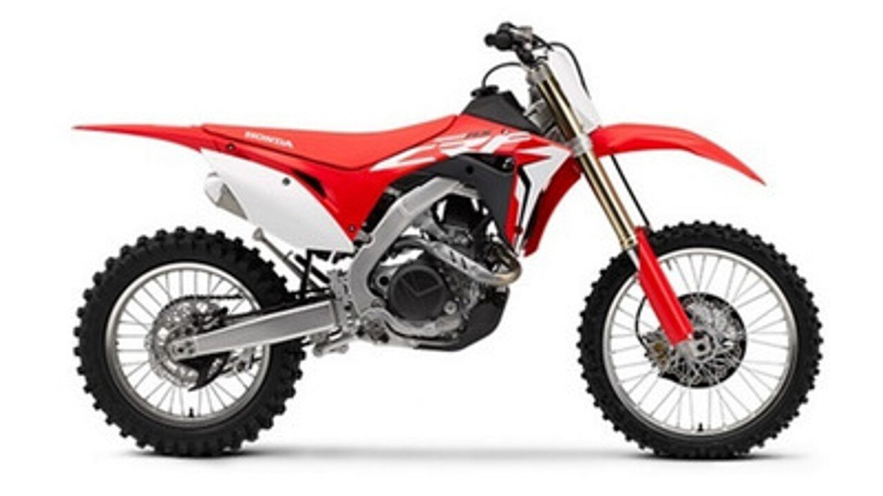 2018 Honda CRF450RX for sale 200507267